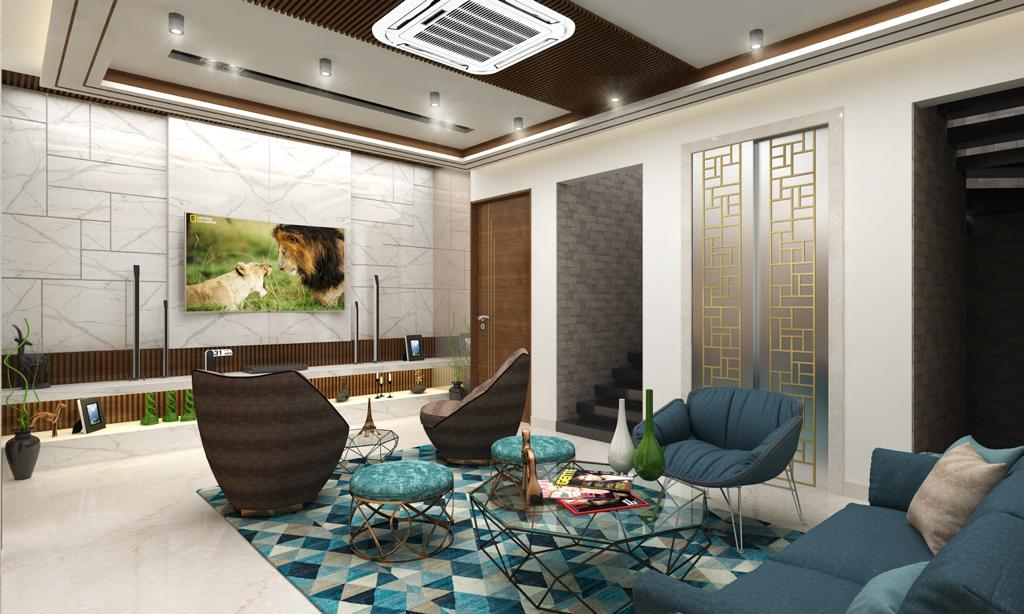 6 false ceiling interior design that will change the way your home looks